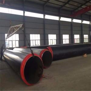 熱銷產品 聚氨酯硬質泡沫預制管 聚氨酯保溫管 聚乙烯保溫管