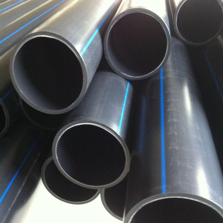 川杭PE給水管 聚乙烯給水管廠家 PE管90價格 PE給水管規格價格 四川PE管 PE自來水管 黑色塑料給水管
