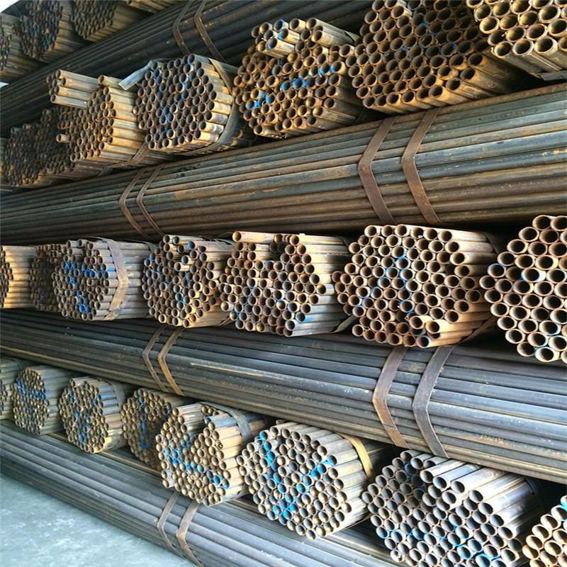 48脚手管批发 天江 1.5寸脚手架管供应 架子管 Q235B脚手管供应