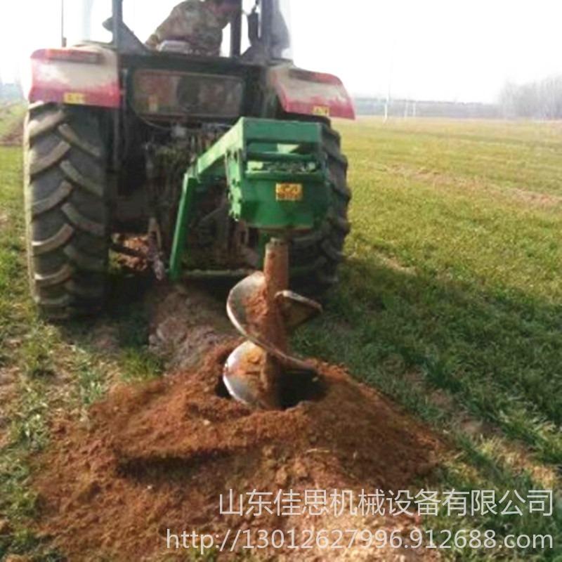 佳思机械-挖坑机 拖拉机悬挂挖坑机 植树拖拉机挖坑机,拖 拖拉机挖坑机厂家