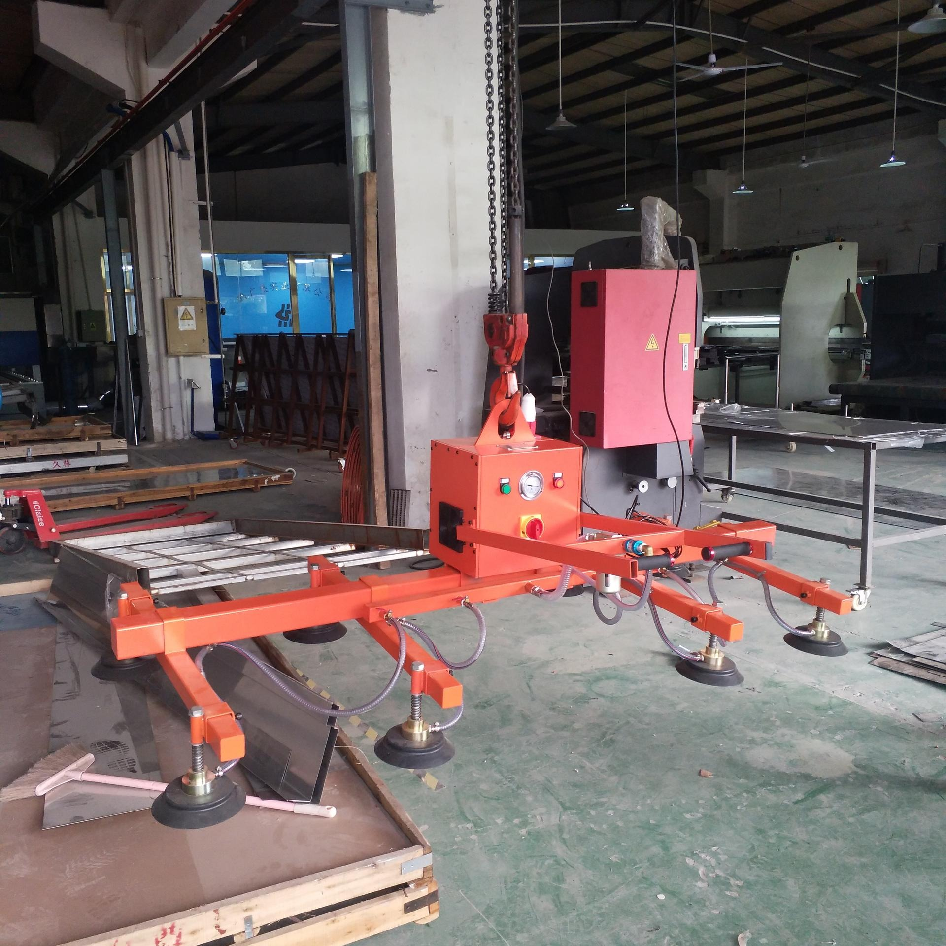 真空吸吊机 轻小型板材吸吊机 激光切割机上料吊具 优克制造XR-J2800