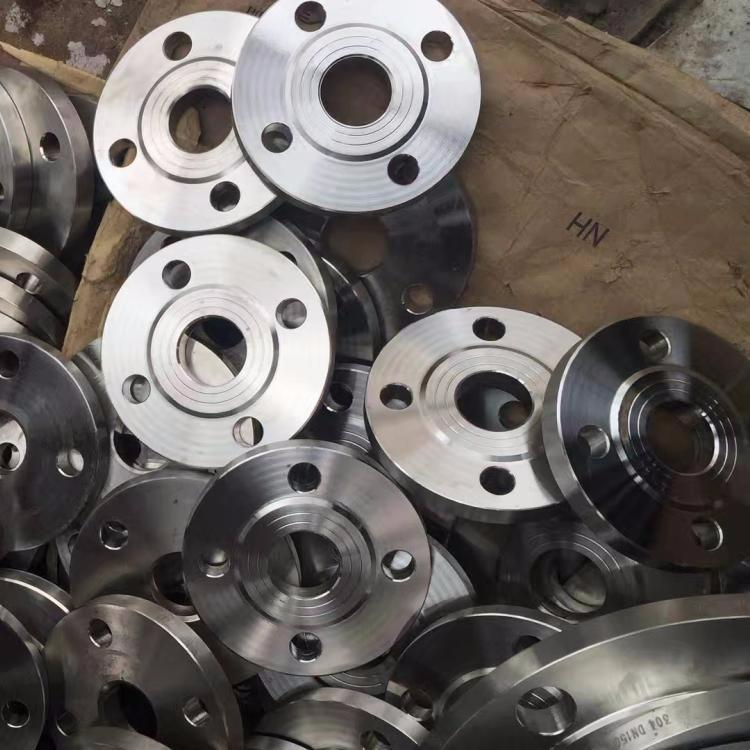 承插焊不銹鋼法蘭 SW法蘭盤蓋板全平面 不銹鋼法蘭廠家價格