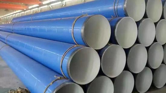 內外涂塑鋼管 承插式涂塑復合鋼管 大口徑輸水涂塑鋼管 內外涂塑鋼管廠家