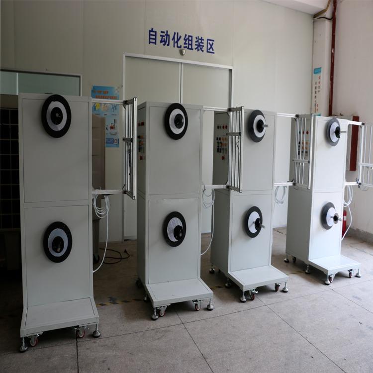 威鴻 廠家直銷   WH-KXSLJ-02  收放料機    工業收料機    工業放料機
