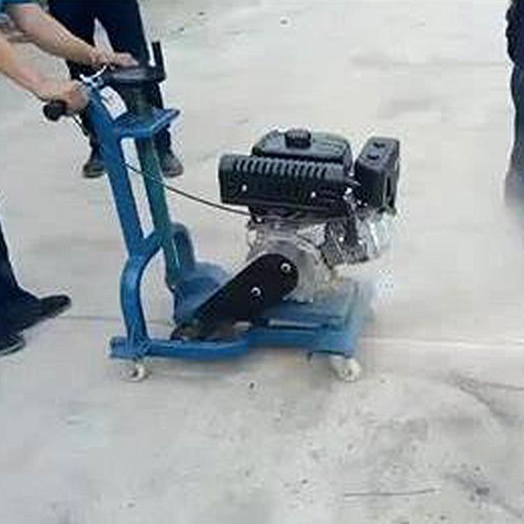 鼎東路面切割機 汽油式開槽機 手推式馬路開槽機 加工定制