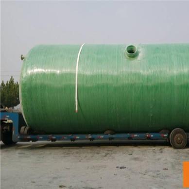 廣安玻璃鋼化糞池-玻璃鋼纏繞市式-化糞池-玻璃鋼整體化糞池廠家-禹順-廠家