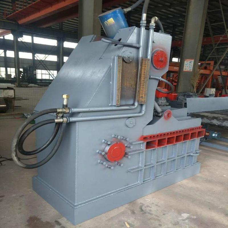 廢舊鋼板剪切機 信航450噸廢舊鋼板剪切機 全液壓驅動