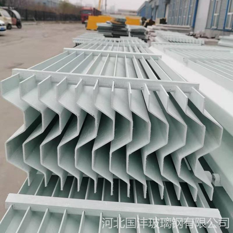 河北國灃 玻璃鋼除霧器 折板除霧器 生產廠家 型號齊全
