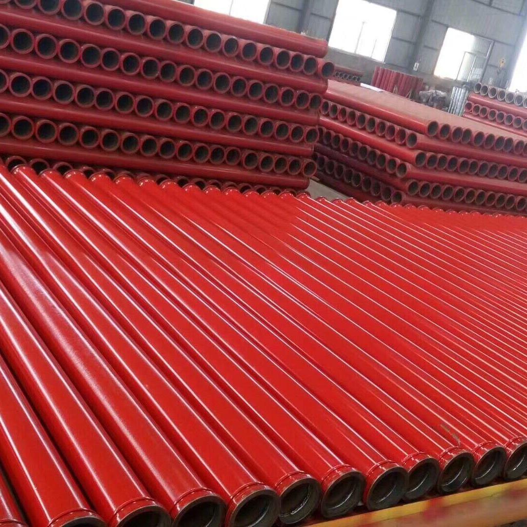 中聯泵車地泵管,三一泵車地泵管,地泵管廠家銷售