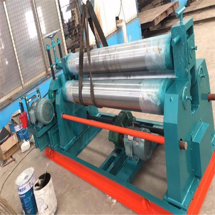 大中小型卷板機 大型機械設備 電動液壓卷板機 卷管機侑軒YH-005