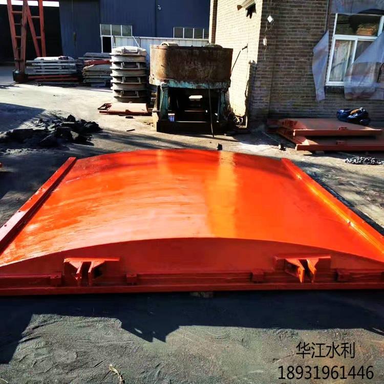 雙吊點鑄鐵閘門 廠家直銷 平面 鑄鐵閘門 華江 1米乘2米 PGZ鑄鐵閘門 標準規格