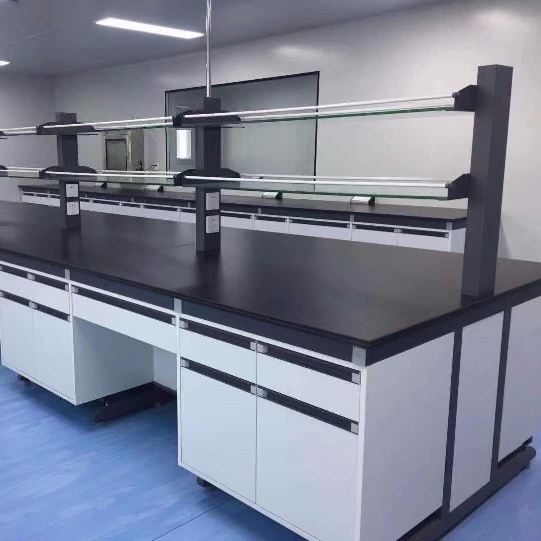 中多浩南京实验台 实验室中央台 实验室工作台 学校用实验台实验边台通风柜