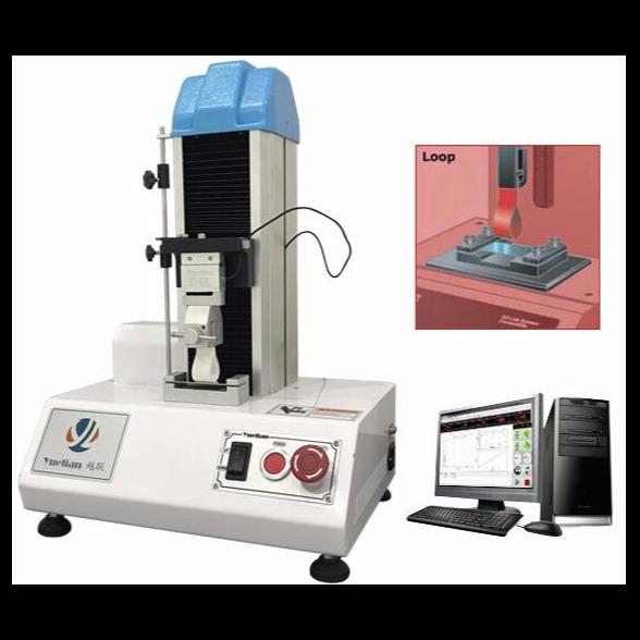 YL-1106E 环形初粘性试验机