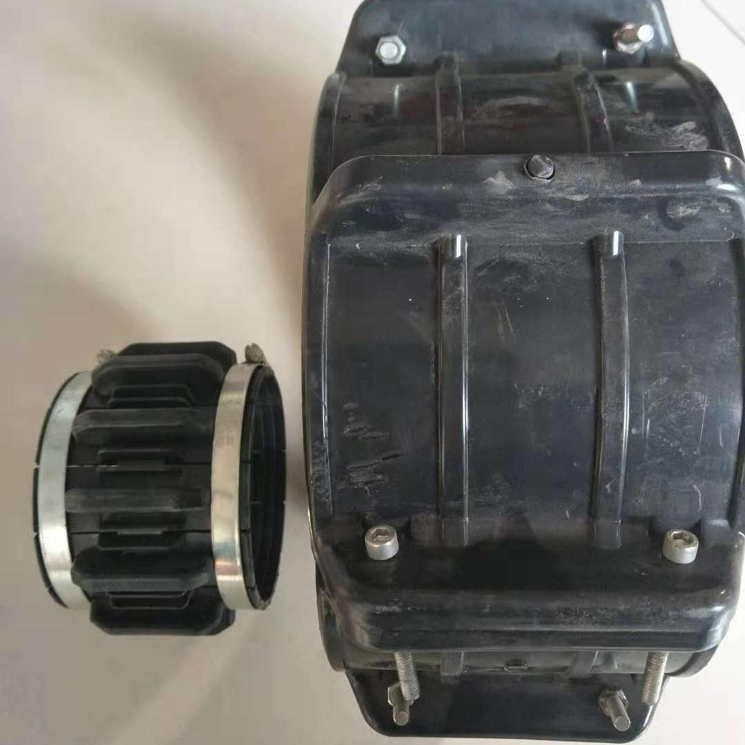 廠家直銷黑黃夾克管塑料絕緣支架,聚氨酯管道專用,聚乙烯絕緣塑料支架,聚氨酯塑料絕緣支架,塑料支架