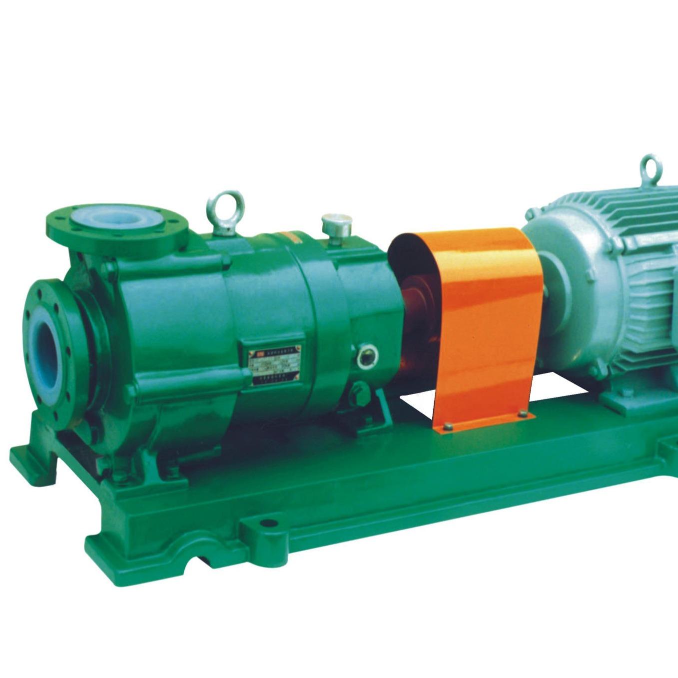 博特泵閥 CQB系列氟塑料合金磁力泵 耐腐蝕重型磁力泵 耐酸堿化工泵