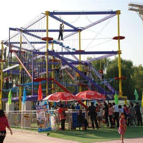 2019郑州大洋大型户外训练儿童体能乐园 优质体能乐园训练器材