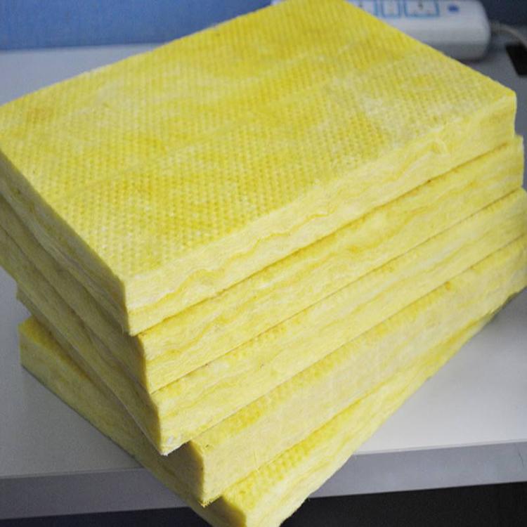 玻璃棉板 铝箔玻璃棉卷毡 玻璃棉现货供应