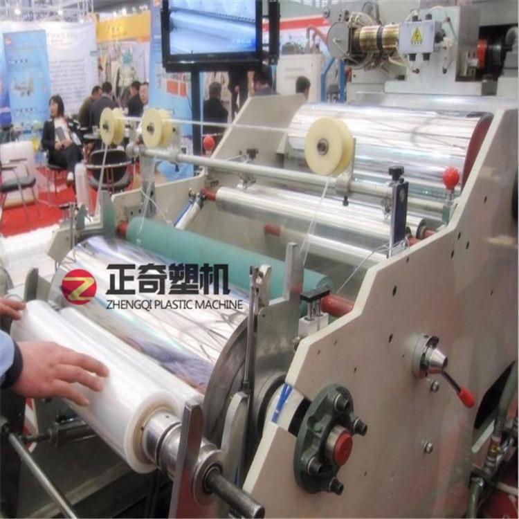 山東正奇塑機直供多樣全自動流延成型設備,流延膜設備廠家