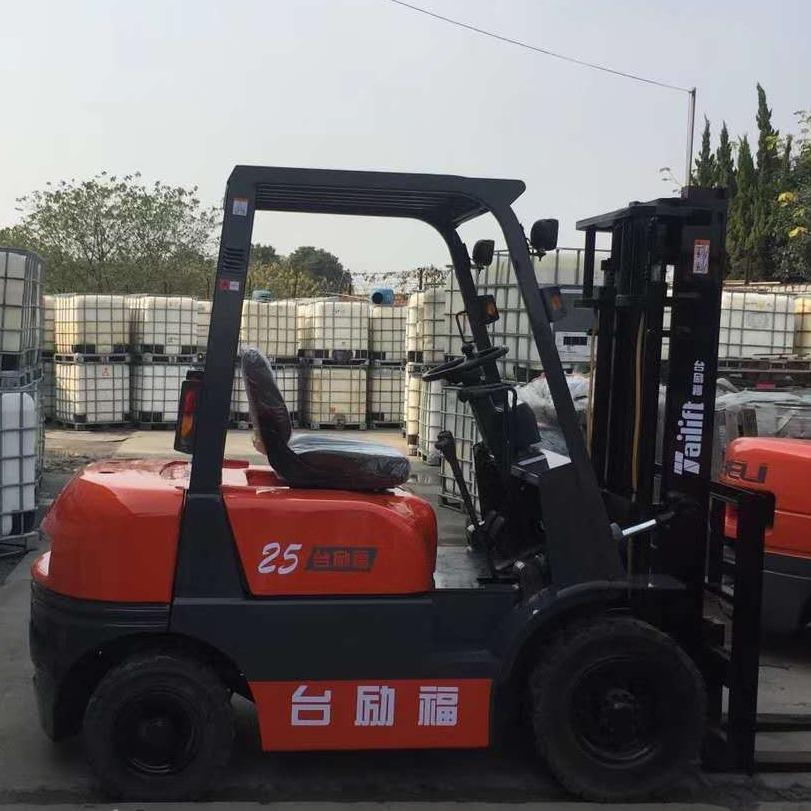 新款二手叉車合力電動叉車1.5噸2噸3噸4噸柴油叉車夾抱叉車冰箱夾叉車