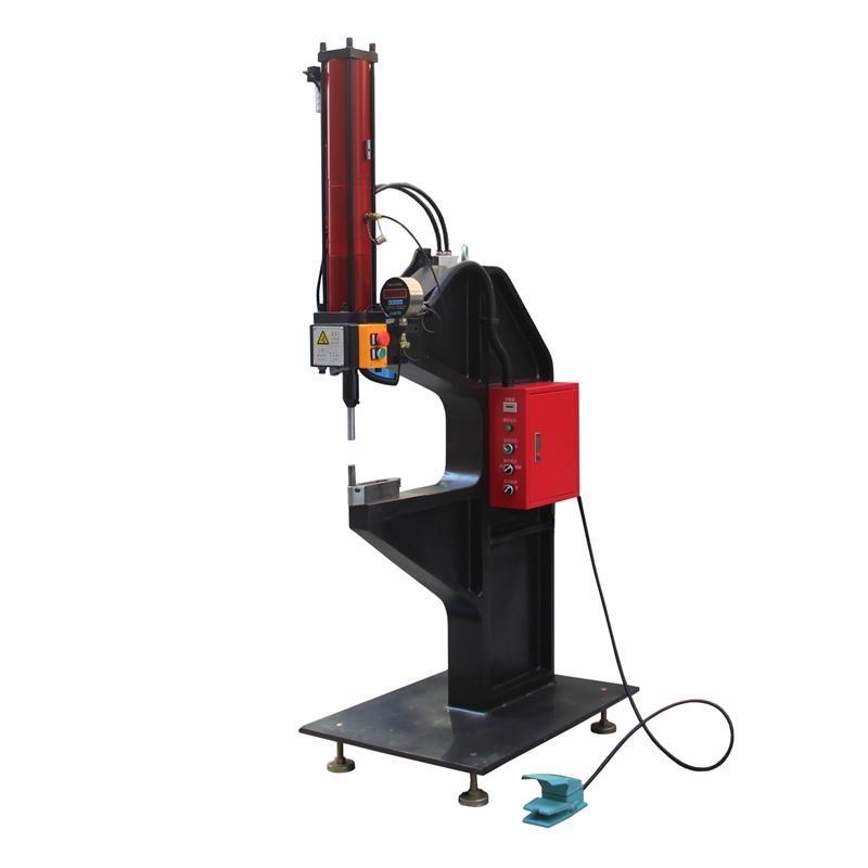 压铆机价格 气动压铆机厂家 压铆螺母机批发 压铆机自动送螺母 气液增压压铆机