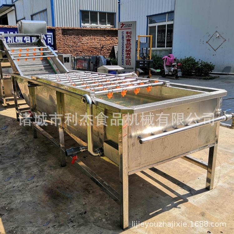 供應蔬菜氣泡清洗機 水果清洗機生產廠家 多功能商用果蔬清洗機 中藥材清洗機