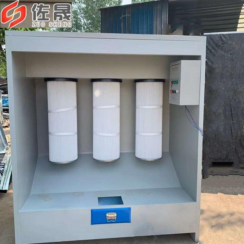 專業生產塑粉回收機 噴粉房粉末回收機 塑粉回收柜