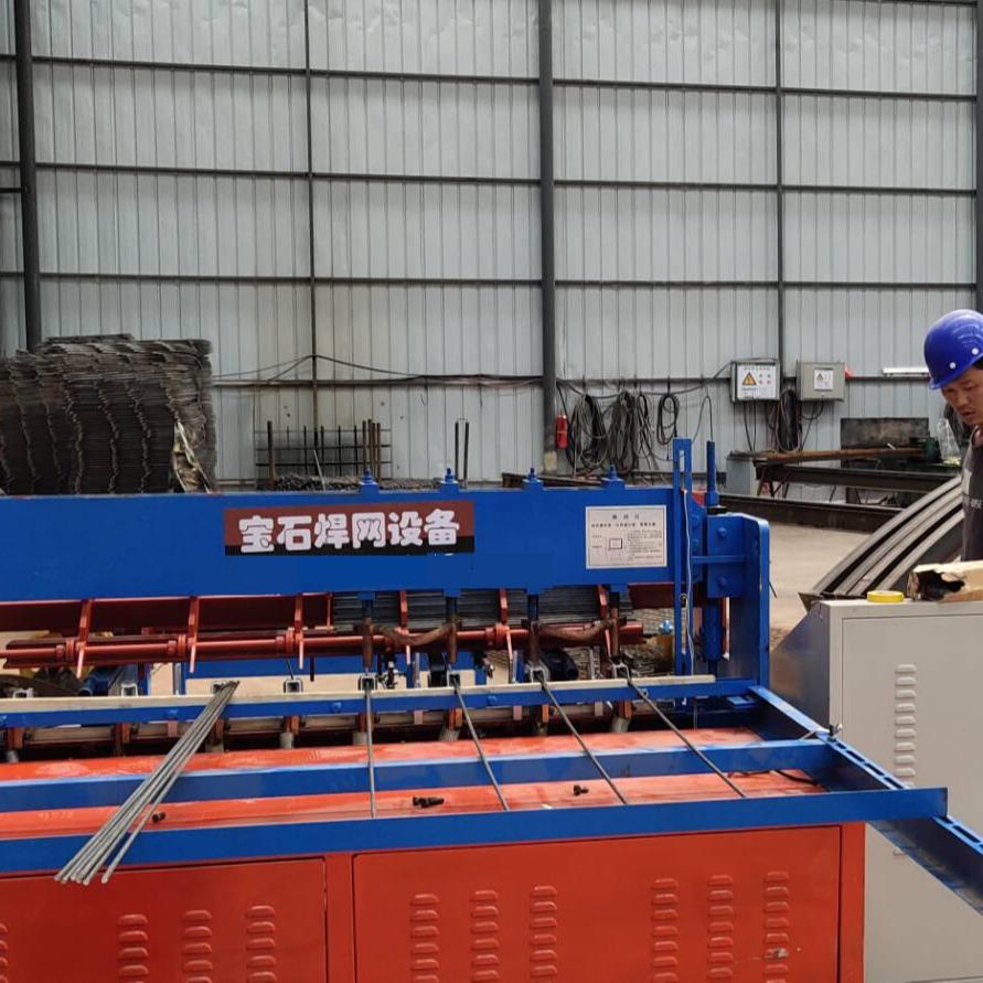 恒诺热销钢筋网焊网机     隧道焊网机   隧道支护网焊网机
