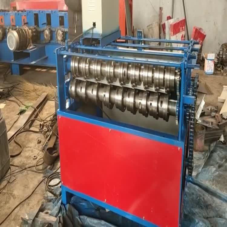 專業生產彩鋼分條機 不銹鋼鐵板鍍鋅板分條機 支持定制