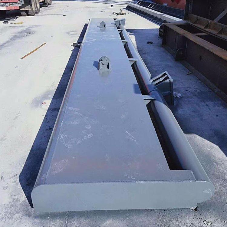 平板鋼制閘門 圓形方形復合材料拍門 氣動渠道閘門 鋼壩廠家供應