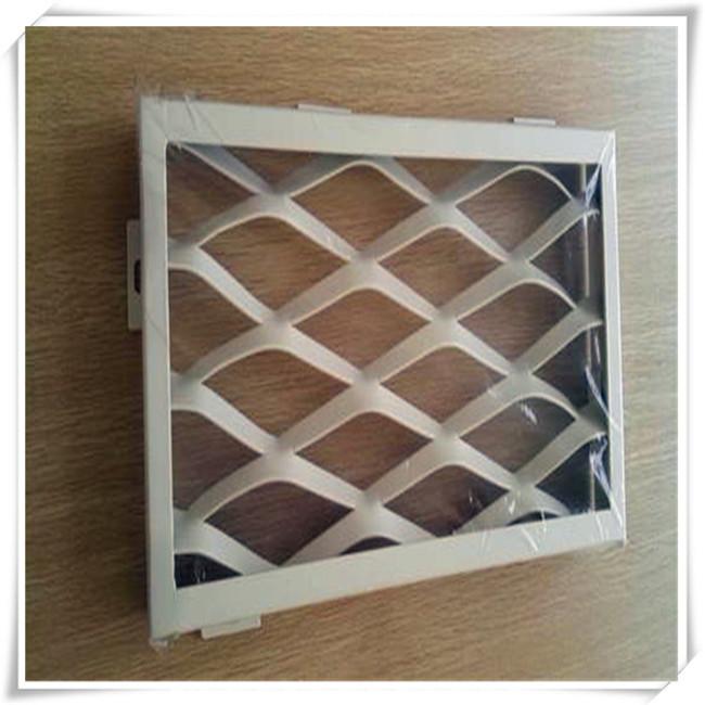 吊顶拉网铝板应符合这些要求