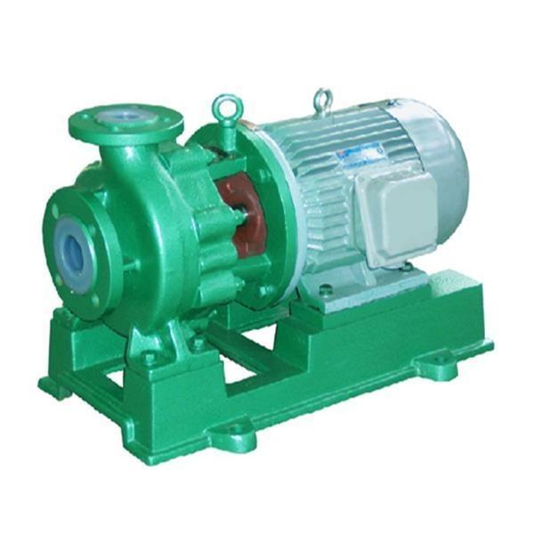 博特泵閥  IHF-D 系列氟塑料合金離心泵 襯氟短款離心泵