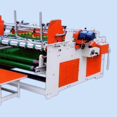 鑫亿压合式粘箱机  异型箱粘箱机    压合式糊箱机  粘箱机