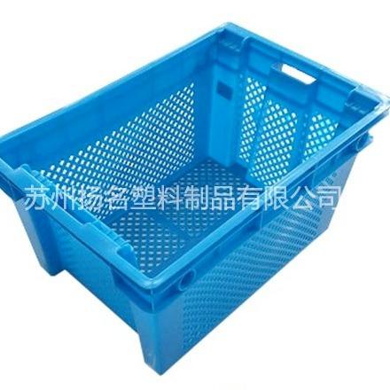 揚名塑料廠家直銷 525-310錯位筐  品質可靠  量大優惠  歡迎訂購