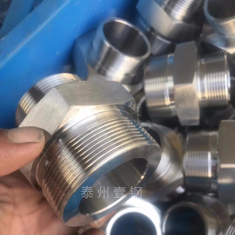 不銹鋼螺紋接頭 不銹鋼螺紋接頭加工廠家