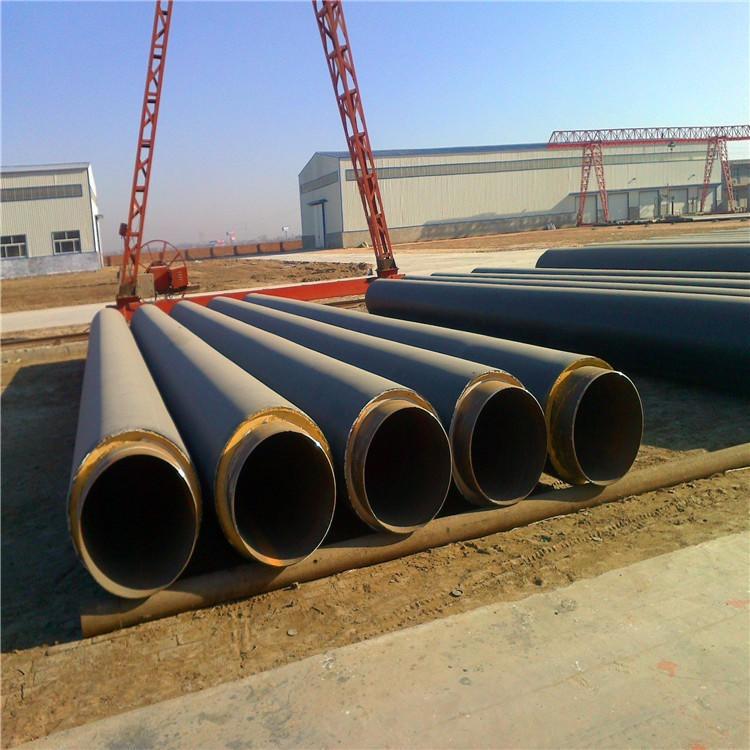 龙都管道生产,聚氨酯保温管,直埋管,钢套钢管,制造保温管,直销厂家