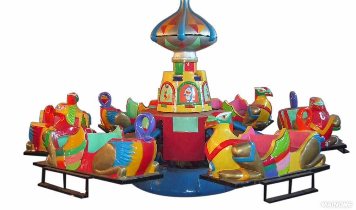 2020销售火爆8臂弹跳狂车飞舞儿童游乐 大洋供应狂车飞舞厂家公园游乐设备场地游艺设备厂家示例图9