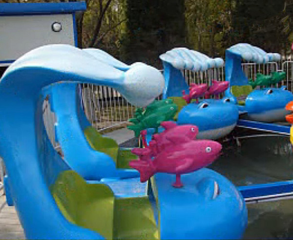 厂家直销新款游乐6臂24座欢乐海洋_亲子互动儿童游乐欢乐海洋岛示例图17