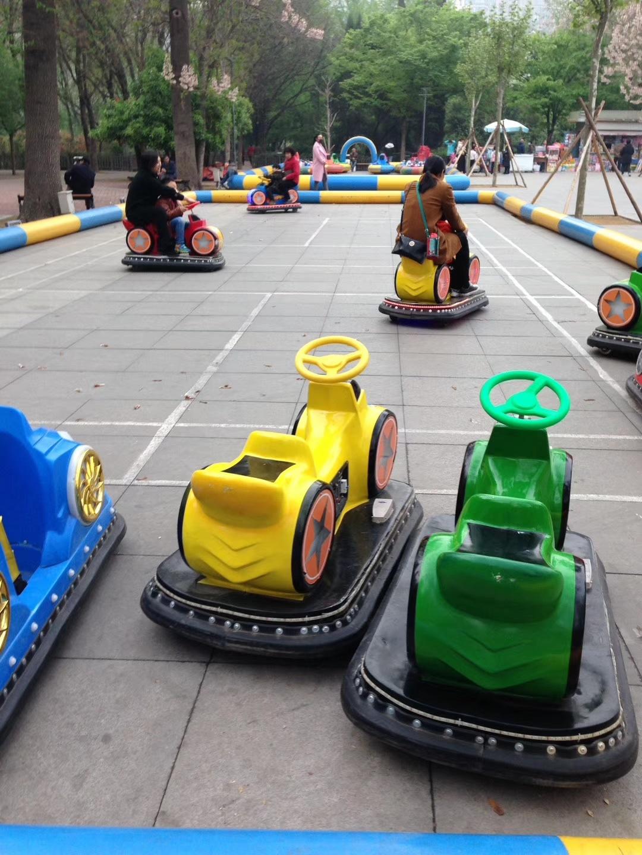 2020大洋双人梦幻摩托碰碰车儿童游乐设备 精品推荐广场太空摩托车示例图5