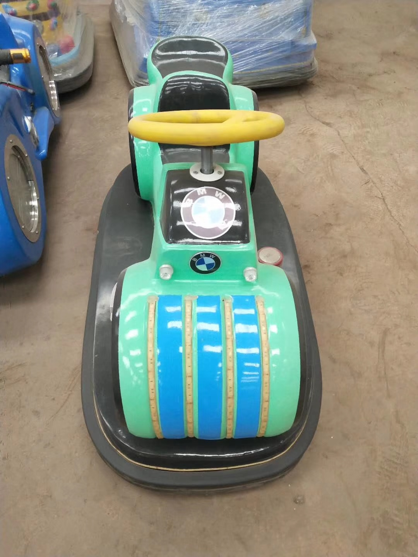 儿童游乐设备广场新款摩托碰碰车 厂家直销现货供应双人火星战车示例图8