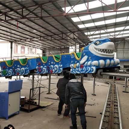 郑州大洋专业生产滑行龙 儿童游乐设备 大型户外游乐滑行龙厂家示例图6