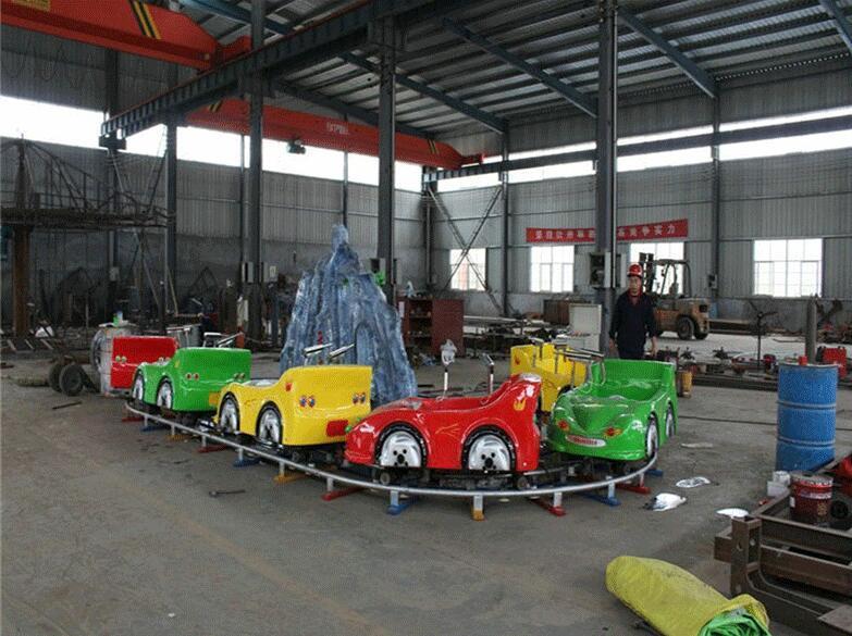 2020厂家直销水陆战车儿童游乐设备 大洋娃娃喜爱广场游乐设施水陆战车示例图9