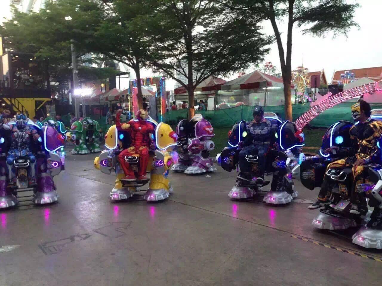 2020厂家直销现货供应广场游乐战火金刚销售火爆儿童战火金刚机器人示例图12