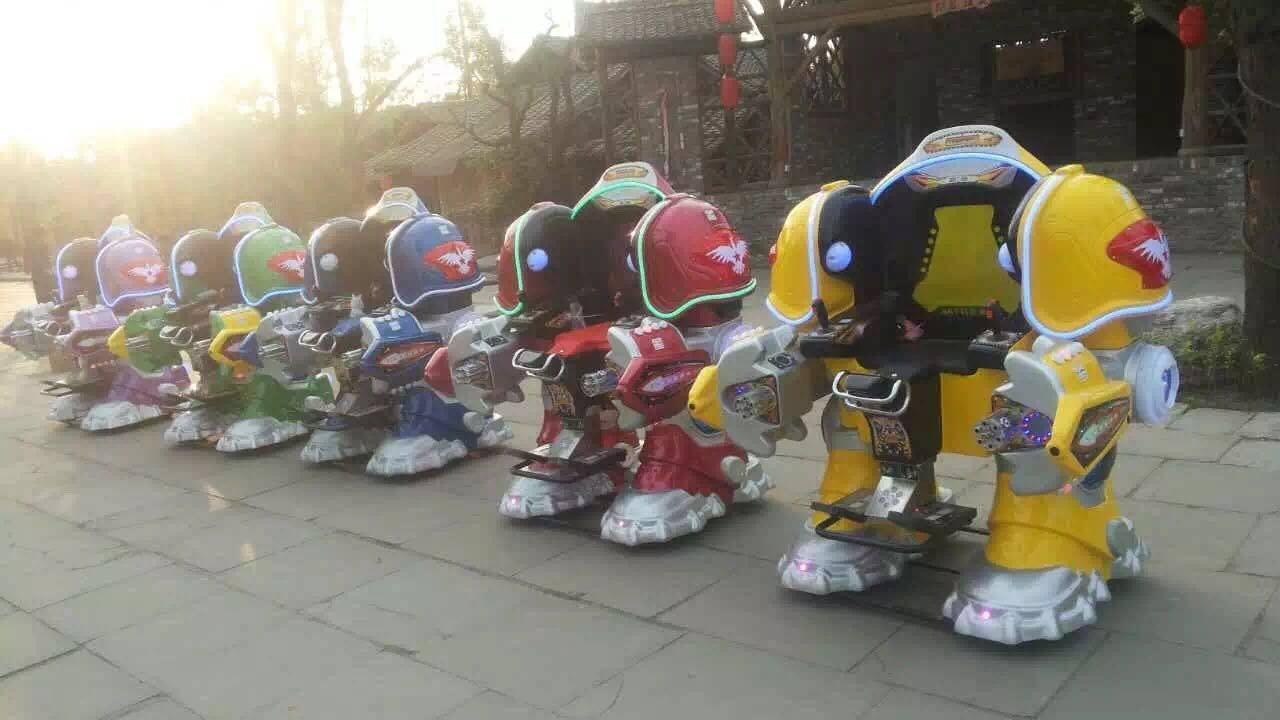 2020厂家直销现货供应广场游乐战火金刚销售火爆儿童战火金刚机器人示例图11
