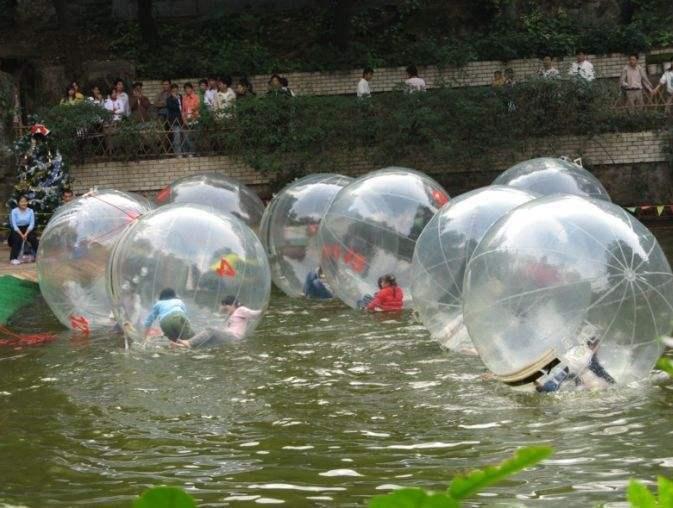 新型游乐水上步行球,现货供应水上步行球给你不一样的游乐体验示例图13