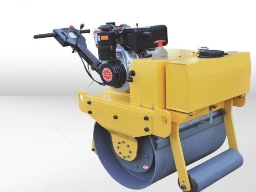 远景机械热销重型单轮压路机 加重款YJ730柴油压路机 手扶式压路机 小型压路机示例图8