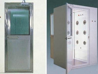 利杰LJ食品机械 转角风淋室 无尘风淋室 风淋室 自动门风淋室  不锈钢风淋室 单人单吹风淋室 风淋室生产厂家示例图5