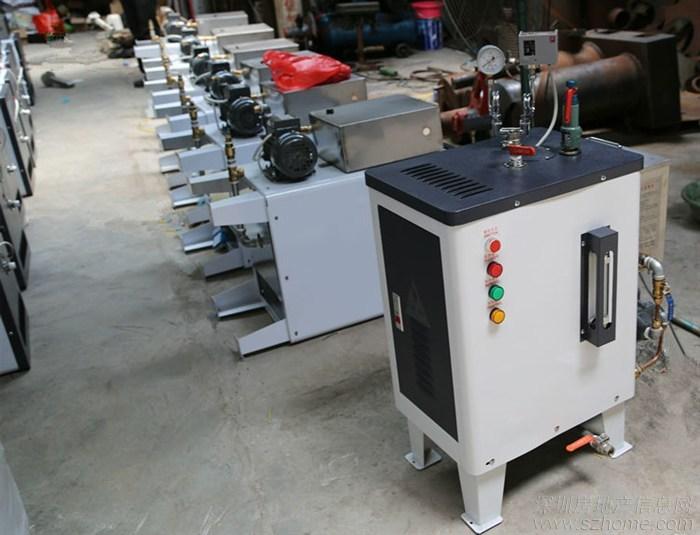 景宇电蒸汽发生器 全自动电加热蒸汽发生器生产厂家示例图2