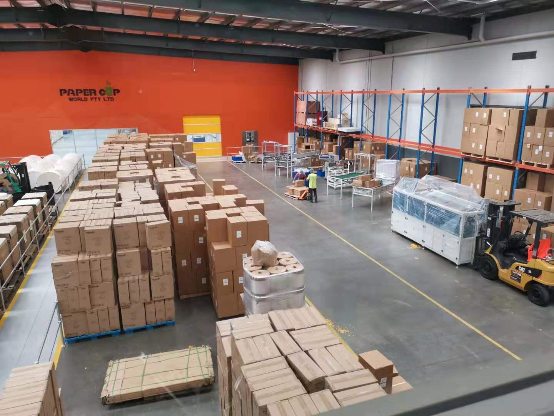 自动装盒机 纸盒折盒成型机 RY-ZH-80 荣裕智能机械 开盒机入盒包装机械生产厂家示例图33