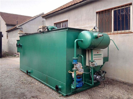 廣州生活污水處理設備公司伊宜醫療污水處理設備