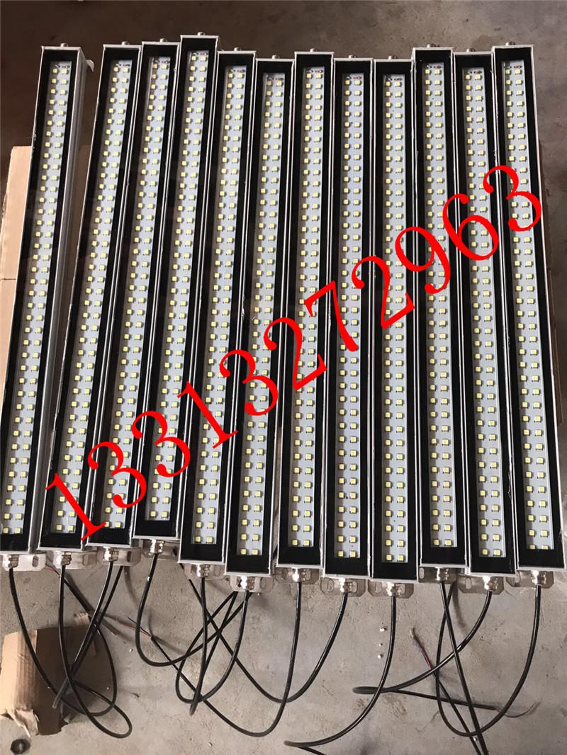 金属外壳方形LED机床工作灯220v24v 防水防爆防油工作灯 机床工作灯示例图1
